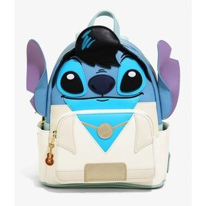 Disney Elvis Stitch Mini Backpack